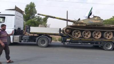 İdlib'de ağır silahların çekilmesi tamamlandı