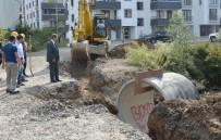 YAYA TRAFİĞİ - Kdz. Ereğli Belediyesi Su Taşkınlarına Karşı Önlem Alıyor