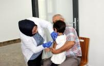 ÇİÇEK HASTALIĞI - Kumluca'da Aşı Kampanyası