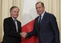 SERGEY LAVROV - Lavrov Açıklaması 'Rus Uzmanların Seyahati Bir Sır Değildi'