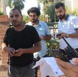GÜVENLİKÇİ - MİT'i Sordu Polisi Alarma Geçirdi