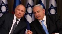 SAVUNMA SİSTEMİ - Netanyahu, Putin'le İran'ı Görüşecek