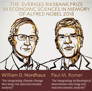 Nobel Ekonomi Ödülü iki isme verildi