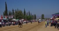 ÇAYLı - Ödemiş'te Rahvan At Yarışları Heyecanı