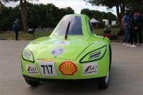 MAKINE MÜHENDISI - (Özel) SAÜ'lü Öğrencilerin Tasarladığı Araç 100 Kilometrede 40 Kuruş Yakıyor