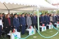 HAVA KUVVETLERİ KOMUTANLIĞI - Şehit Hava Pilot Yüzbaşı Nail Erdoğan'ın Heykeli Açıldı