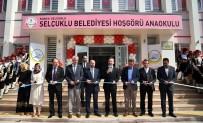 OKUL ÖNCESİ EĞİTİM - Selçuklu'da 4 Anaokulu Hizmete Girdi