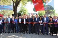 GÜLLÜBAHÇE - Söke'de Turunçlar El Emeği Ve Üretici Pazarı Açıldı