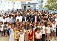 HASAN ŞAHIN - Teneffüs Park'tan Yeni Sezona 'Merhaba' Partisi