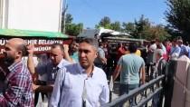 PAMUKKALE ÜNIVERSITESI - Trafik Kazasında Ölen İki Kardeş Toprağa Verildi
