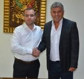TURGUTLUSPOR - Turgutluspor'un Yeni Hocası Ahmet Duman Oldu