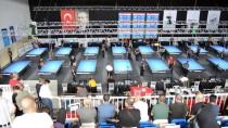 BATMAN BELEDIYESI - Türkiye 3 Bant Bilardo Şampiyonası