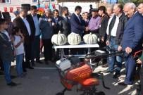 PARA ÖDÜLÜ - Türkiye'nin Tek Tescilli 'Arıcan 97' Kabak Festivali Yapıldı