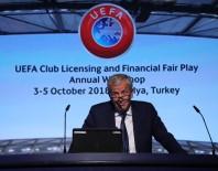 SERVET YARDıMCı - UEFA Kulüp Lisans Ve Finansal Fair Play Workshop 2018, Antalya'da Yapıldı