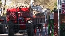 SALIM DEMIR - Uşak'ta Şeker Pancarı Alımları Başladı