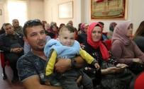 DAVUT GÜL - Vali Gül, Şehit Ailelerini Ağırladı