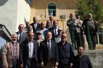 Vali Pehlivan 'Paşa' Ve 'Efe'Yi TSK'ya Bağışlayan Recep Ali Yaya'yı Ziyaret Etti