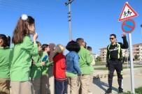 VEFA SALMAN - Yalova'da Trafik Eğitimi