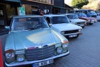 KLASİK ARABA - Yozgat'ta Klasik Otomobiller Görücüye Çıktı