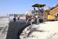 RıDVAN FADıLOĞLU - Alparslan Mahallesinde Asfalt Çalışmaları Başladı