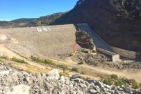 KARABÖRK - 'Alucra Barajı'nda Sona Gelindi