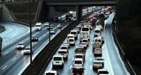 ANKARA VALİLİĞİ - Ankara'da Bazı Yollar Trafiğe Kapatılacak