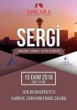 ATıLıM ÜNIVERSITESI - Ankara Temalı Fotoğraf Ve Afiş Sergisi