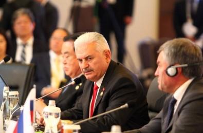 Binali Yıldırım'dan Ermeni temsilcinin sözlerine tepki