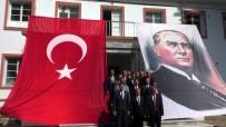 İBRAHIM KÜÇÜK - Atatürk'ün Nazilli'ye Gelişinin 81. Yıldönümü Törenle Kutlandı