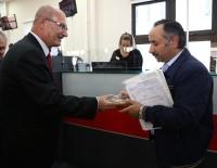 İBRAHIM YıLMAZ - ATO Başkanı Baran ATO'da Aşure Dağıttı