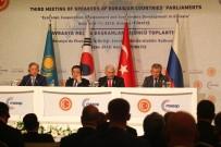 MECLİS BAŞKANLARI - Avrasya Meclis Başkanları 3. Toplantısı Sona Erdi