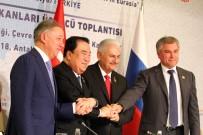 MECLİS BAŞKANLARI - Avrasya Meclis Başkanları Toplantısı Bitti