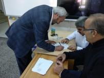 EĞITIM BIR SEN - Aydın Kalkan Açıklaması 'Seçimlerden Büyük Bir Zaferle Çıktık'