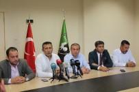 DENIZLISPOR - Başkan Mustafa Üstek Açıklaması 'Osman Özköylü, 440 Bin Liraya Üç Ay Oynadı, Hakkı Değildi'