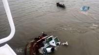 TAYVAN - Batan Gemidekilerin Yardımına Türk Mürettebat Koştu