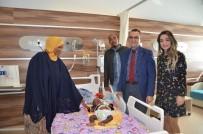 HITIT ÜNIVERSITESI - Cibutili Çocuklar Türkiye'de Şifa Buluyor