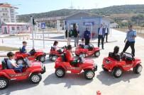 Çocuk Trafik Eğitim Parkında Öğrenciler Ağırlandı