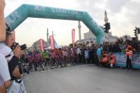 TÜRKIYE BISIKLET FEDERASYONU - Cumhurbaşkanlığı Bisiklet Turu Konya'dan Start Aldı
