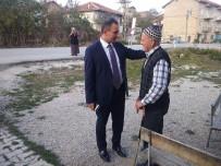 KıZıLCA - Dumlupınar'ın Yeni Kaymakamı Köy Ziyaretlerine Başladı