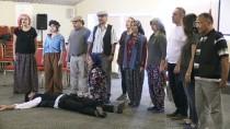 ECZACI ODASI - Eczacılar Tiyatro Sahnesinde