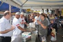 MESUT ÖZAKCAN - Efeler Belediyesi'nden Beş Bin Kişilik Aşure Hayrı