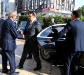 MECLİS BAŞKANLARI - Enerji Bakanı Dönmez Açıklaması 'Önümüzde Bol Güneşli Günler Var'