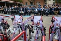 GÜMÜŞHANE ÜNIVERSITESI - Gümüşhane'de Üreticilere 180 Adet Süt Sağım Makinesi Dağıtıldı