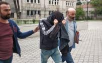 DİZÜSTÜ BİLGİSAYAR - Hırsızlık Yaptığı İş Yerlerinin Kamera Kayıt Cihazını Da Çalan Şahıs Tutuklandı