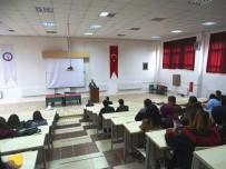 ÜLFET - Hisarcık'ta Üniversite Öğrencileri 'Mevlid-İ Nebi Gençlik Bilgi Yarışması' Hakkında Bilgilendirildi