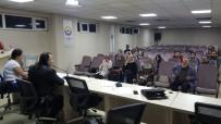 CENGIZ ŞAHIN - İMO'nun Tatvan'daki 'Girişimcilik' Kursları Başladı