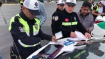 TRAFİK KURALLARI - İstanbul'da Drone İle Trafik Denetimi