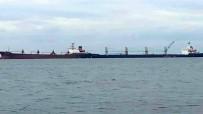 KARGO GEMİSİ - İstanbul'da Gemi Kazası