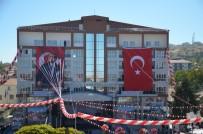 Kaman İlçesi Belediye Binası Açılışı Yapıldı
