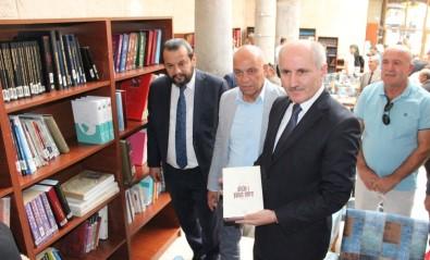 Karaman'da Tarihi Hatuniye Medresesi Millet Kıraathanesi Oldu